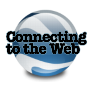 connecting to the web