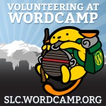 Volunteering a Salt Lake City 2015 WordCamp